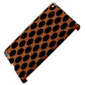CIRCLES2 BLACK MARBLE & RUSTED METAL Apple iPad 3/4 Hardshell Case (Compatible with Smart Cover) View4