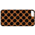 CIRCLES2 BLACK MARBLE & RUSTED METAL Apple iPhone 5 Classic Hardshell Case View1