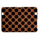 CIRCLES2 BLACK MARBLE & RUSTED METAL Kindle Fire HD 8.9  View1