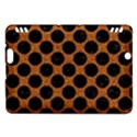 CIRCLES2 BLACK MARBLE & RUSTED METAL Kindle Fire HDX Hardshell Case View1