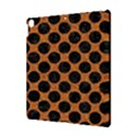 CIRCLES2 BLACK MARBLE & RUSTED METAL Apple iPad Pro 10.5   Hardshell Case View3