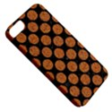 CIRCLES2 BLACK MARBLE & RUSTED METAL (R) Apple iPhone 5 Classic Hardshell Case View5