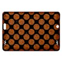 CIRCLES2 BLACK MARBLE & RUSTED METAL (R) Amazon Kindle Fire HD (2013) Hardshell Case View1