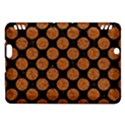 CIRCLES2 BLACK MARBLE & RUSTED METAL (R) Kindle Fire HDX Hardshell Case View1