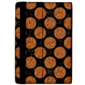 CIRCLES2 BLACK MARBLE & RUSTED METAL (R) Apple iPad Pro 9.7   Flip Case View4