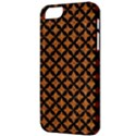 CIRCLES3 BLACK MARBLE & RUSTED METAL Apple iPhone 5 Classic Hardshell Case View3
