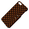 CIRCLES3 BLACK MARBLE & RUSTED METAL Apple iPhone 5 Hardshell Case with Stand View4