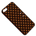 CIRCLES3 BLACK MARBLE & RUSTED METAL Apple iPhone 5 Hardshell Case with Stand View5
