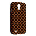 CIRCLES3 BLACK MARBLE & RUSTED METAL Samsung Galaxy S4 I9500/I9505 Hardshell Case View2