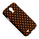 CIRCLES3 BLACK MARBLE & RUSTED METAL Samsung Galaxy S4 I9500/I9505 Hardshell Case View5