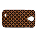 CIRCLES3 BLACK MARBLE & RUSTED METAL Samsung Galaxy S4 Classic Hardshell Case (PC+Silicone) View1