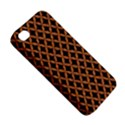 CIRCLES3 BLACK MARBLE & RUSTED METAL (R) Apple iPhone 4/4S Premium Hardshell Case View5