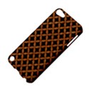 CIRCLES3 BLACK MARBLE & RUSTED METAL (R) Apple iPod Touch 5 Hardshell Case View4