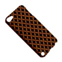 CIRCLES3 BLACK MARBLE & RUSTED METAL (R) Apple iPod Touch 5 Hardshell Case View5