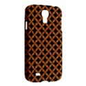 CIRCLES3 BLACK MARBLE & RUSTED METAL (R) Samsung Galaxy S4 I9500/I9505 Hardshell Case View2