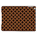 CIRCLES3 BLACK MARBLE & RUSTED METAL (R) iPad Air Hardshell Cases View1