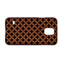 CIRCLES3 BLACK MARBLE & RUSTED METAL (R) Samsung Galaxy S5 Hardshell Case  View1