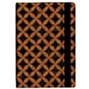 CIRCLES3 BLACK MARBLE & RUSTED METAL (R) iPad Mini 2 Flip Cases View2