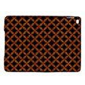 CIRCLES3 BLACK MARBLE & RUSTED METAL (R) iPad Air 2 Hardshell Cases View1