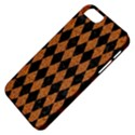 DIAMOND1 BLACK MARBLE & RUSTED METAL Apple iPhone 5 Classic Hardshell Case View4