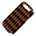 DIAMOND1 BLACK MARBLE & RUSTED METAL Samsung Galaxy S III Hardshell Case (PC+Silicone) View4