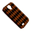 DIAMOND1 BLACK MARBLE & RUSTED METAL Samsung Galaxy S4 Classic Hardshell Case (PC+Silicone) View5