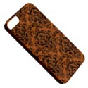 DAMASK1 BLACK MARBLE & RUSTED METAL Apple iPhone 5 Classic Hardshell Case View5