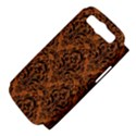 DAMASK1 BLACK MARBLE & RUSTED METAL Samsung Galaxy S III Hardshell Case (PC+Silicone) View4