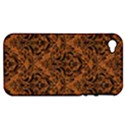 DAMASK1 BLACK MARBLE & RUSTED METAL Apple iPhone 4/4S Hardshell Case (PC+Silicone) View1