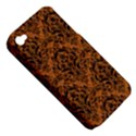 DAMASK1 BLACK MARBLE & RUSTED METAL Apple iPhone 4/4S Hardshell Case (PC+Silicone) View5