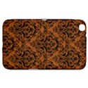 DAMASK1 BLACK MARBLE & RUSTED METAL Samsung Galaxy Tab 3 (8 ) T3100 Hardshell Case  View1
