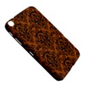 DAMASK1 BLACK MARBLE & RUSTED METAL Samsung Galaxy Tab 3 (8 ) T3100 Hardshell Case  View5