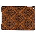DAMASK1 BLACK MARBLE & RUSTED METAL iPad Air Hardshell Cases View1