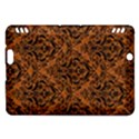 DAMASK1 BLACK MARBLE & RUSTED METAL Kindle Fire HDX Hardshell Case View1