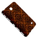 DAMASK1 BLACK MARBLE & RUSTED METAL Samsung Galaxy Tab 4 (8 ) Hardshell Case  View5
