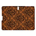 DAMASK1 BLACK MARBLE & RUSTED METAL Samsung Galaxy Tab S (10.5 ) Hardshell Case  View1
