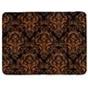 DAMASK1 BLACK MARBLE & RUSTED METAL (R) Samsung Galaxy Tab 7  P1000 Flip Case View1