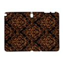DAMASK1 BLACK MARBLE & RUSTED METAL (R) Galaxy Note 1 View1