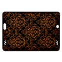DAMASK1 BLACK MARBLE & RUSTED METAL (R) Amazon Kindle Fire HD (2013) Hardshell Case View1