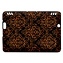 DAMASK1 BLACK MARBLE & RUSTED METAL (R) Kindle Fire HDX Hardshell Case View1