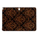 DAMASK1 BLACK MARBLE & RUSTED METAL (R) Samsung Galaxy Tab Pro 10.1 Hardshell Case View1