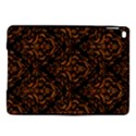 DAMASK1 BLACK MARBLE & RUSTED METAL (R) iPad Air 2 Hardshell Cases View1