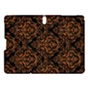 DAMASK1 BLACK MARBLE & RUSTED METAL (R) Samsung Galaxy Tab S (10.5 ) Hardshell Case  View1