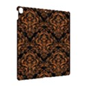 DAMASK1 BLACK MARBLE & RUSTED METAL (R) Apple iPad Pro 10.5   Hardshell Case View2