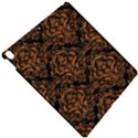 DAMASK1 BLACK MARBLE & RUSTED METAL (R) Apple iPad Pro 10.5   Hardshell Case View4