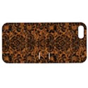DAMASK2 BLACK MARBLE & RUSTED METAL Apple iPhone 5 Hardshell Case with Stand View1