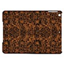 DAMASK2 BLACK MARBLE & RUSTED METAL iPad Air Hardshell Cases View1