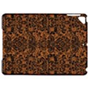 DAMASK2 BLACK MARBLE & RUSTED METAL Apple iPad Pro 9.7   Hardshell Case View1