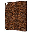 DAMASK2 BLACK MARBLE & RUSTED METAL Apple iPad Pro 9.7   Hardshell Case View3
