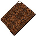 DAMASK2 BLACK MARBLE & RUSTED METAL Apple iPad Pro 9.7   Hardshell Case View5